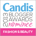 candis blogging awards fashion nominee