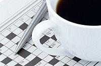 Crossword entries