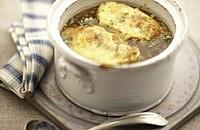 British onion soup