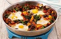 Gino D'Acampo's Flamenco Eggs with Bellaverde®