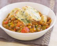 Pinto and pumpkin casserole