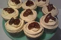 Maple and Pecan Cupcakes