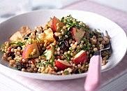Apple & Moroccan Giant Couscous Salad