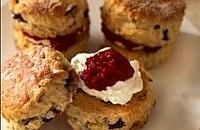 Jubilee Apple and Cherry Scones