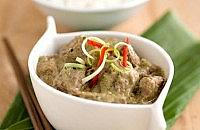 Thai Green Lamb Curry