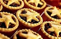 Mince Pies with Sweet Pastry