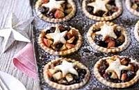 Apple and Mincemeat Tarts