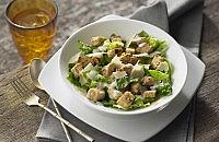 Quorn Caesar salad