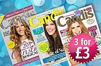 3 issues for just £3