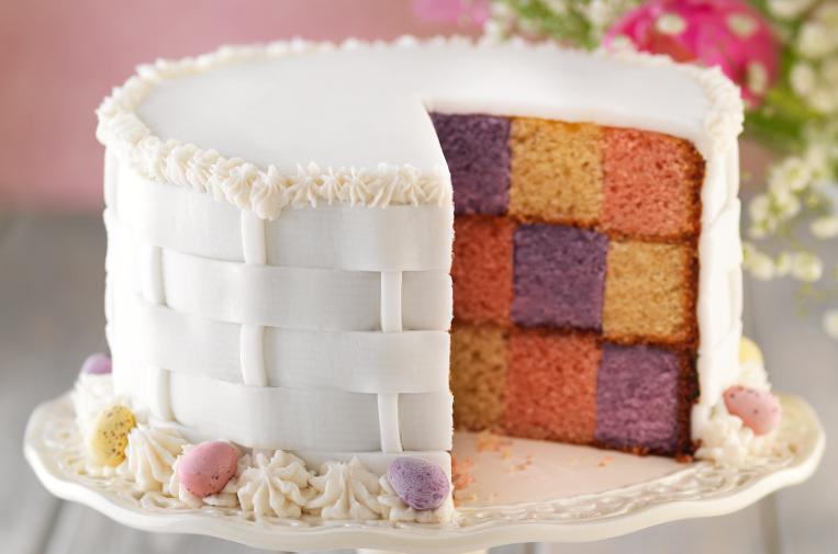 Make Our Celebration Peekaboo Cake Candis