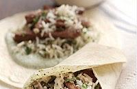 Quick Lamb Wraps