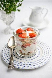 Sweet Eve Strawberry Cranachan