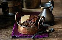 Black Tea Sticky Toffee Pudding