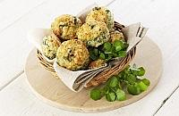 Watercress and Cheese Scones