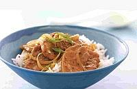 Sweet & Savoury Pork Tenderloin Stir-Fry
