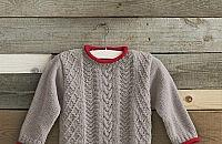 Woolly wonder knit jumper