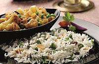 Cauliflower and coconut rice