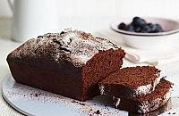 Chocolate, Courgette Cake