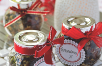 Mincemeat in a jar
