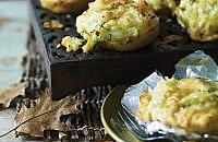 Stuffed jacket potatoes
