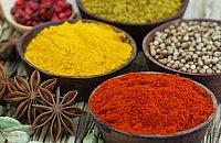 Curry spice guide