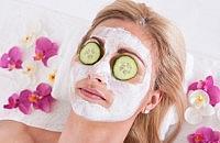 Natural holiday beauty tips