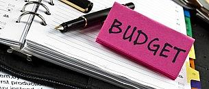 New Year budgets