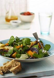 Warm Fennel & Squash Salad HR