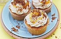 Earl Grey breakfast cupcakes
