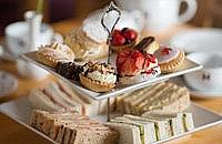 The top ten places for afternoon tea