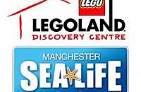SEALIFE Manchester and LEGOLAND®