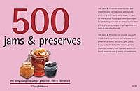 500 Jams & Preserves book