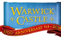Win 4 tickets to Warwick Castle