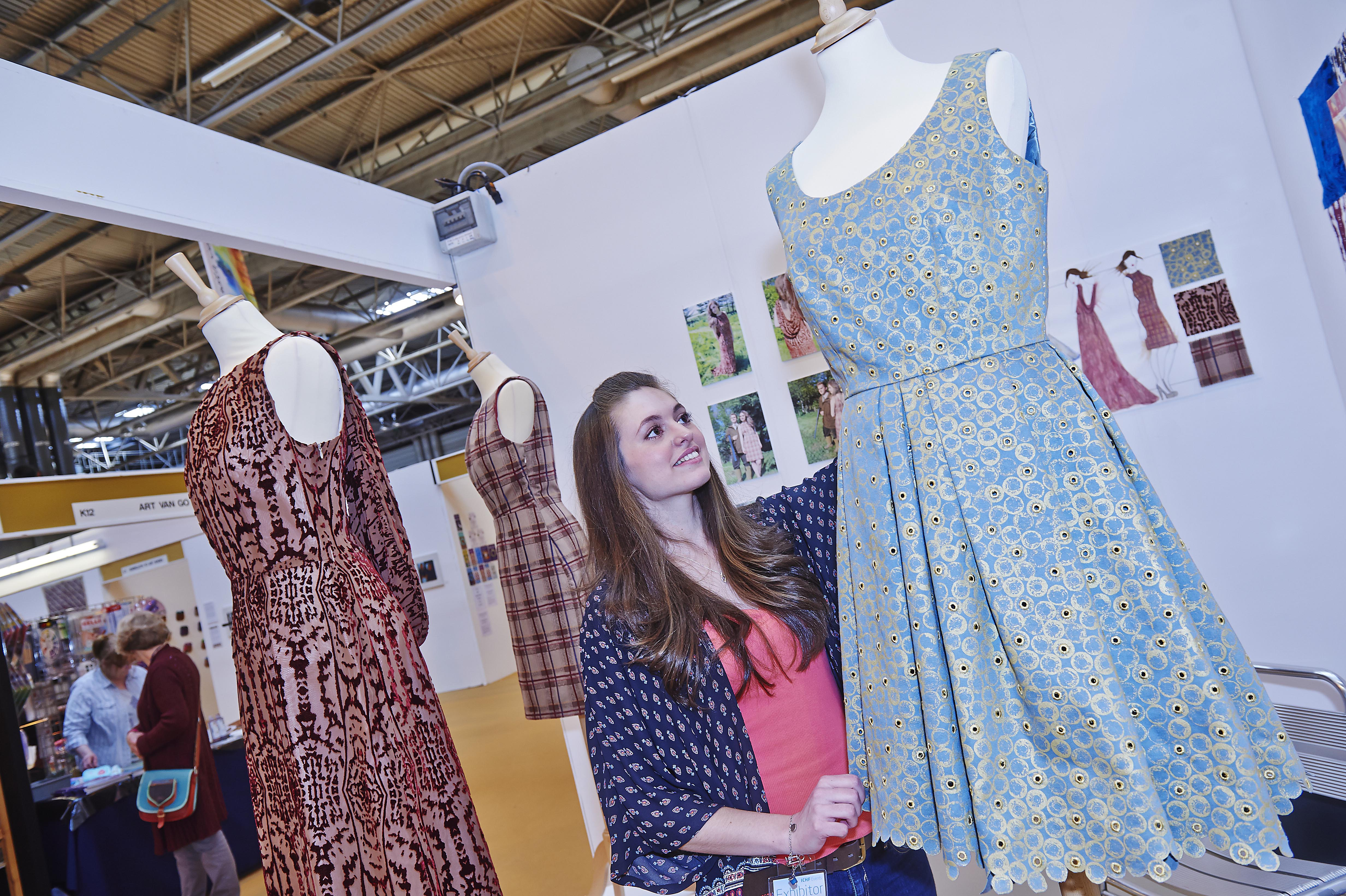 Craft Show Competitions For Secc In March