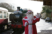 Santa-by-Steam