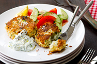 Smoked-haddock-fishcakes