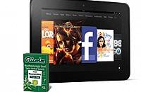 Win a Kindle Fire HD with Ricola sweets