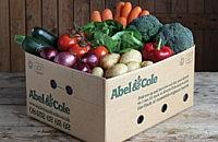 Win a year's supply of fruit and veg