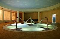 Spa break at Whittlebury Hall