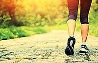 Walk your way to a longer life