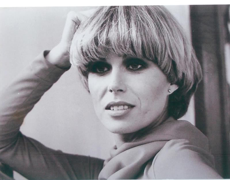 Avengers Joanna Lumley as Purdy