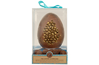 THE COFFEE LOVER'S EGG, £8, 240g