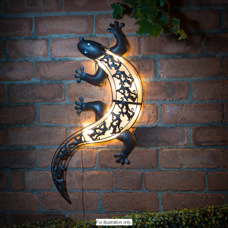 B And M Outdoor Wall Lights : Easy ways to make your garden glow - Candis