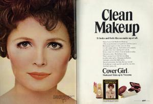 CoverGirl's Clean Make Up