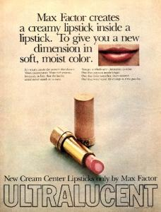Max Factor UltraLucent Creme lipstick