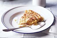 Rhubarb & Ginger Bakewell Tart65509