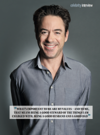 Celebrity Gossip: Robert Downey Jr