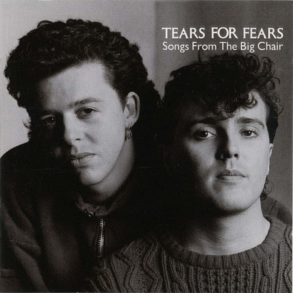 Songs from the Chair by Tears for Fears
