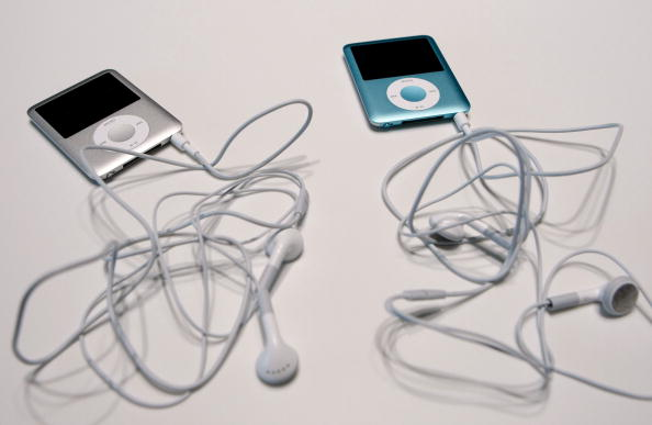 Apple Announces iPod Upgrades