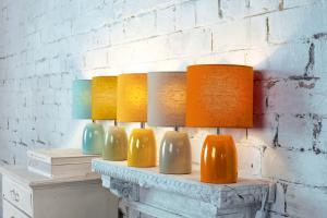 Opal-Lamps